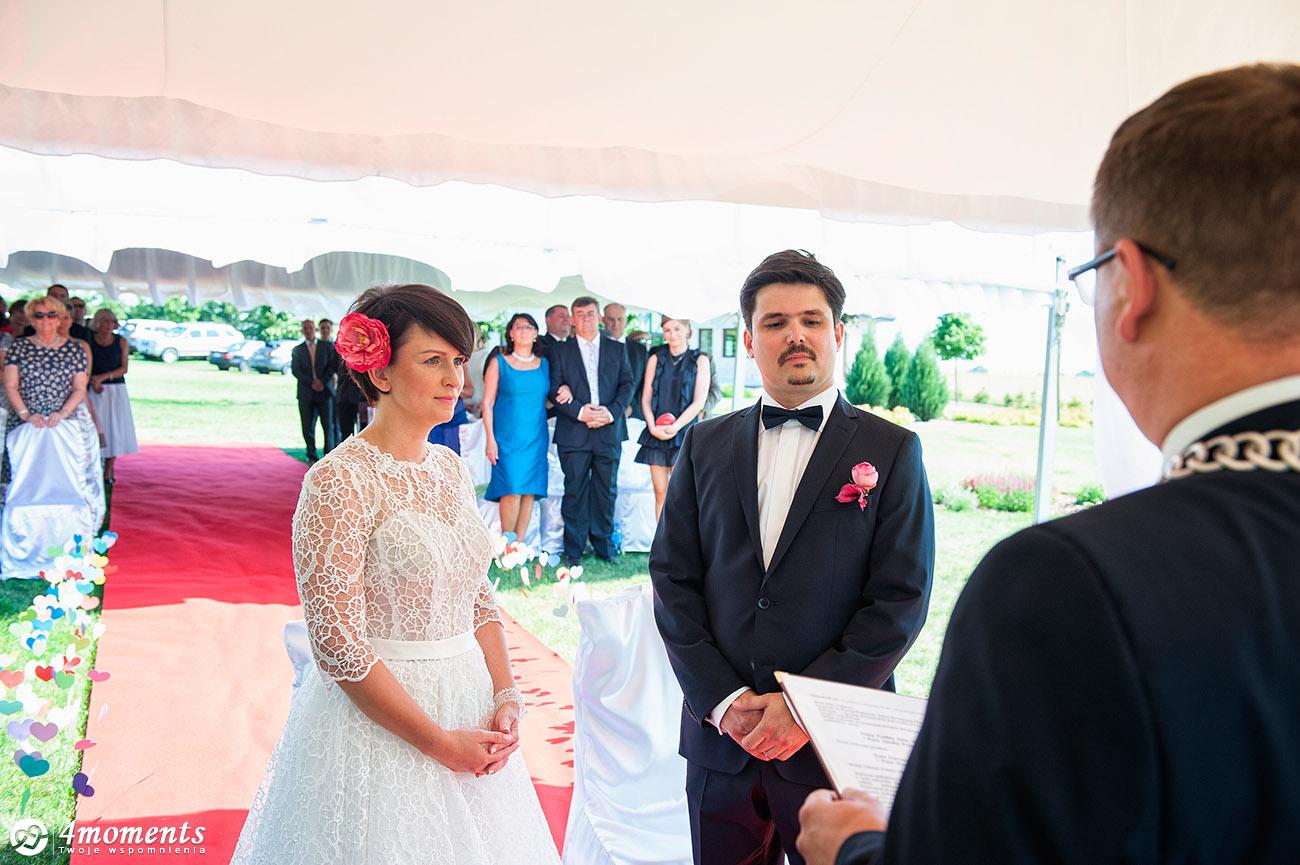 plenerowy ślub toruń